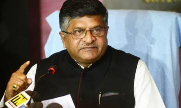 Law Minister Ravi Shankar Prasad claims government has 'no intention' to interfere in judicial appointments