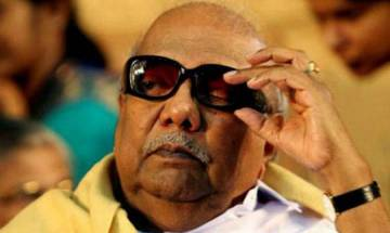 DMK chief Karunanidhi advised rest, won't meet people due to infection risk