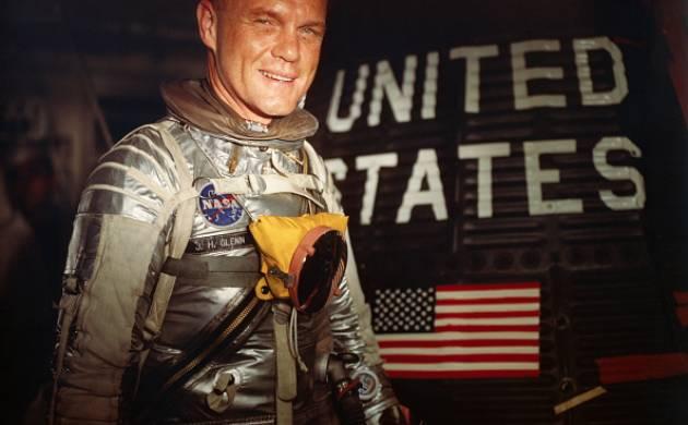 Astronaut John Glenn (Getty Images)