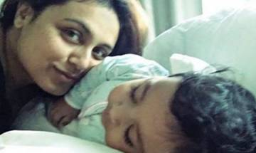 Rani Mukerji pens letter to daughter 'Adira' as she shares her  first picture