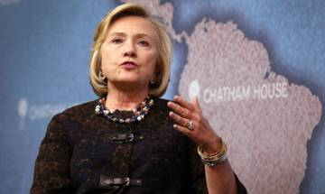 Hillary Clinton issues warning against proliferation of fake news, brands it as epidemic with consequences