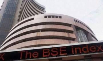 Sensex cracks over 100 points, Nifty tests 8,200