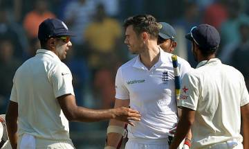 Captain Kohli pays back James Anderson in style