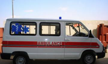 Man dies as ambulance driver allegedly refuses to carry him