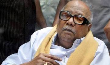 DMK chief M Karunanidhi admitted to Cauvery Hospital in Chennai for lung infection, stable: Health update