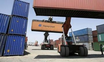 Exports rise 2.29 per cent to USD 20 billion, imports jump 10 per cent in November