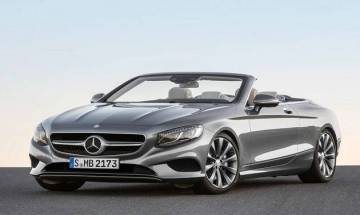 Mercedes to hike prices by 2 per cent from January 2017
