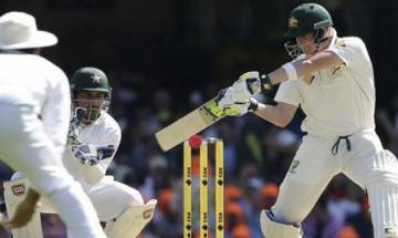 Aus vs Pak, 1st Test: Captain Smith rescues Australia against Pakistan