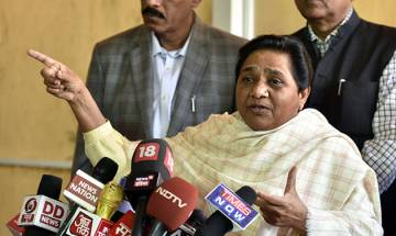 BSP chief Mayawati urges govt to waive farmers' loans in view of demonetisation