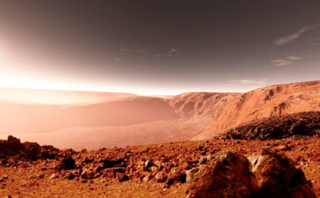 Mars Planet  (Getty Images)