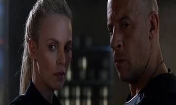 Vin Diesel-starrer 'Fast and Furious 8' trailer breaks a record, garners 139 million views in one day