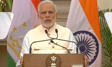 India and Tajikistan will work on trade and transit linkages through Chabahar Port in Iran, says PM Modi