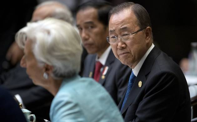 UN Secretary-General Ban Ki- Moon (Getty Images)