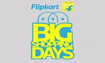 E-commerce giant Flipkart gears up for its 'Big Shopping Days' sale