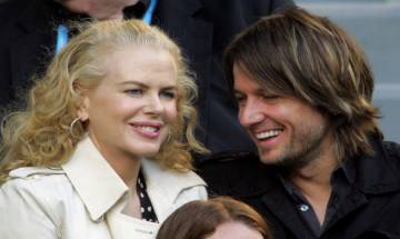 Nicole Kidman praises husband Keith Urban for helping her cope with father's loss