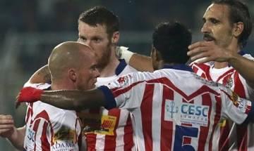 All India Football Federation fine Atletico de Kolkata for 'misconduct'