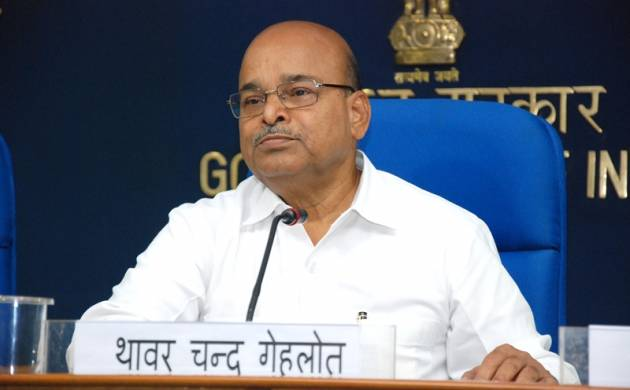 Union Social Justice and Empowerment Minister Thaawarchand Gehlot headed the committee on the matter (File photo; PTI)