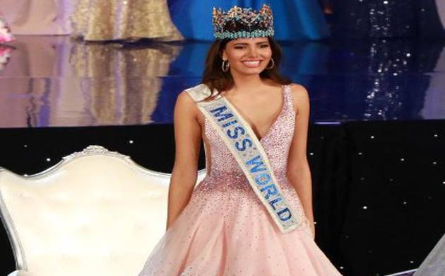 Stephanie del Valle of Puerto Rico crowned Miss World 2016 (Image: Twitter)