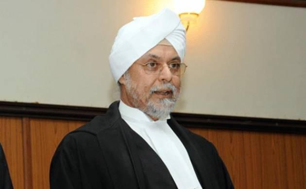 Justice Jagdish Singh Khehar to be next CJI (File photo)