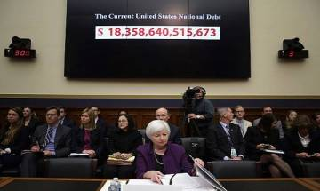 US Fed's Janet Yellen says growth remains strong, says workers will see the benefits in their pay checks