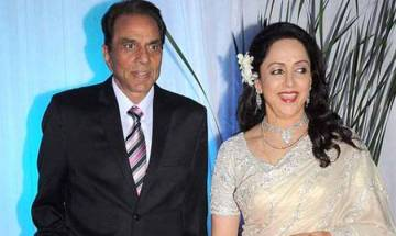 Dharamji is recovering well, say Hema Malini and son Sunny Deol