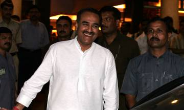 Praful Patel unanimously re-elected All India Football Federation President for fourth time