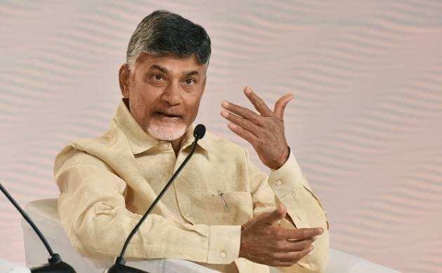 Andhra Pradesh CM Chandrababu Naidu (Getty Images)
