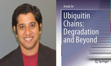 Indian-American scientist Arnab De launches book on Cancer