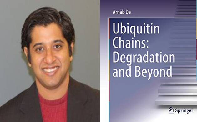 Indian-American scientist Arnab De launches book on Cancer (Image: LinkedIn)