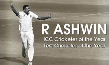 Ravichandran Ashwin bags Test Cricketer of the Year award, wins Garfield-Sobers Trophy for ICC Cricketer of the Year 2016 also