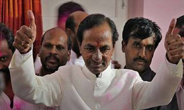 Govt to educate, make people aware about benefits of cashless transactions, says  K Chandrashekar Rao