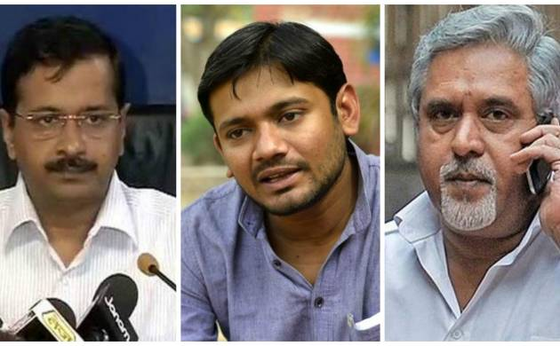 Trials of 2016: Kejriwal, Kanhiya, Mallaya and other big wigs who faced legal troubles this year