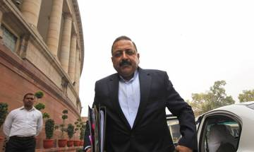 MoS PMO Jitendra Singh defends decision of JK government to issue domicile to Pak refugees