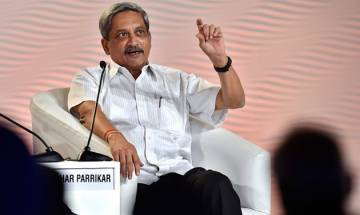 Note ban has hugely affected Cong, SP, RLD prospects, can't fight UP polls on their own: Manohar Parrikar