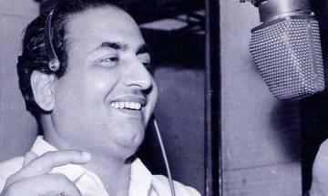 Mohammad Rafi birthday special: 5 best songs of the legendary singer