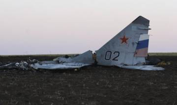 Russian military plane Tu-154 crashes on its way to Syria with no sign of survivors among  92 on board
