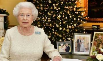 Queen Elizabeth II pays tribute to inspirational unsung heroes in annual Christmas message
