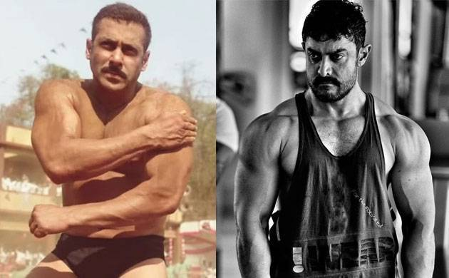 Its Dangal vs Sultan on the box office - File Photo