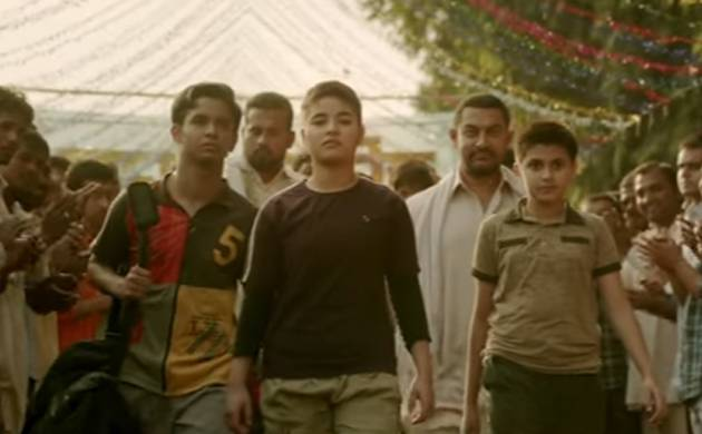 Aamir Khan starrer 'Dangal' (You Tube grab)