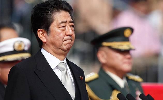 Japanese Prime Minister Shizo Abe (Getty Image)