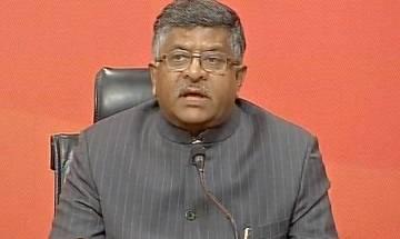 Opposition's battle against demonetisation: Ravi Shankar Prasad hits back, says Rahul Gandhi is an 'immature' leader