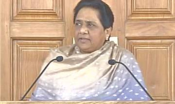 Video   BSP supremo Mayawati: I thank BJP for helping us win through false smear campaigns and policies like demonetisation