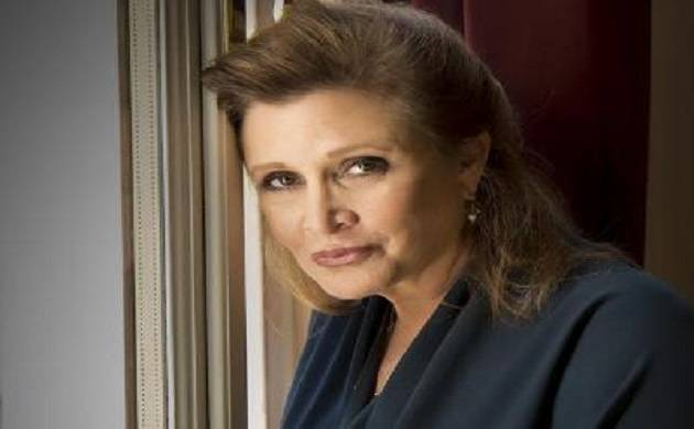 'Star Wars' actor Carrie Fisher dies at 60