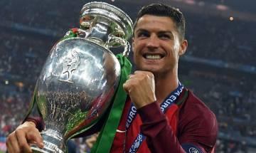 Cristiano Ronaldo, Santos sweep top prizes at Globe Soccer Awards