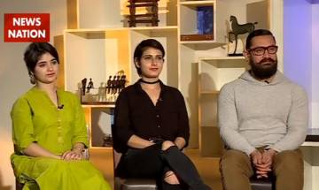 News Nation exclusive interview: Bollywood 'perfectionist' Aamir Khan reveals his 'special' reasons for playing role of Mahavir Phogat in Dangal