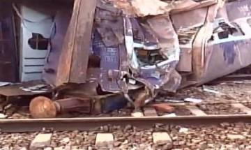 Saeldah-Ajmer express derails: Several trains diverted after the accident in Kanpur