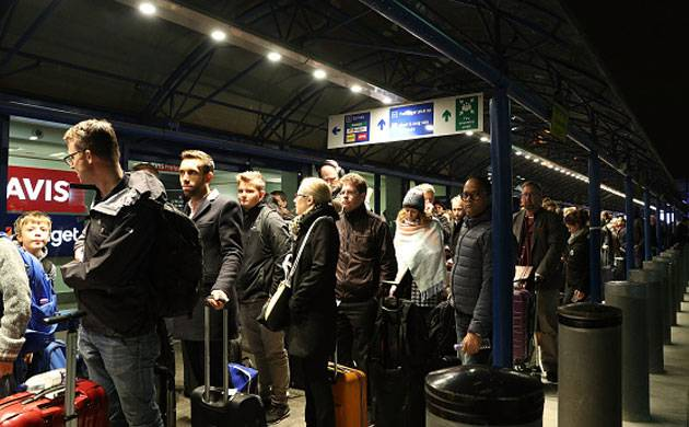 Airport scene - Representational image (Getty images)