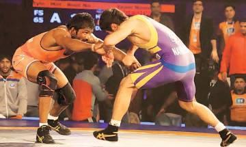 Pro Wrestling League 2: Defending champions Mumbai to meet Haryana in PWL opener