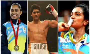 Indian Sports Year Ender | PV Sindhu's Olympic silver medal, Karmakar's Produnova,Vijender's punching power and more....