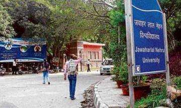 JNU students criticise administration, claim their suspension is 'violation of all norms'